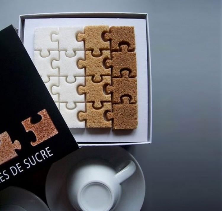 Cukrowe puzzle.