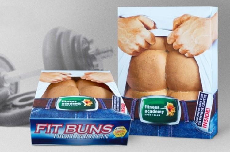 Bułeczki fitness.