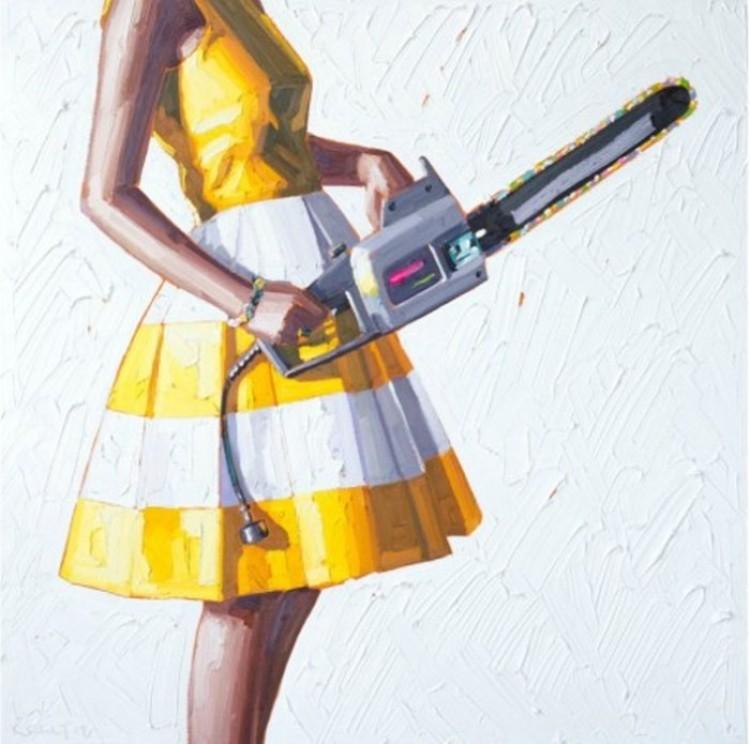 Współczesna dziewczyna: miła, słodka, zadbana i ... niebezpieczna.