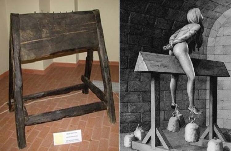 Najbardziej wyrafinowane tortury ּśredniowiecza.
