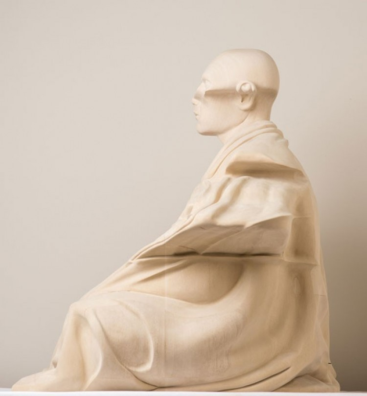 Rzeźba Paul Kaptein'a/.