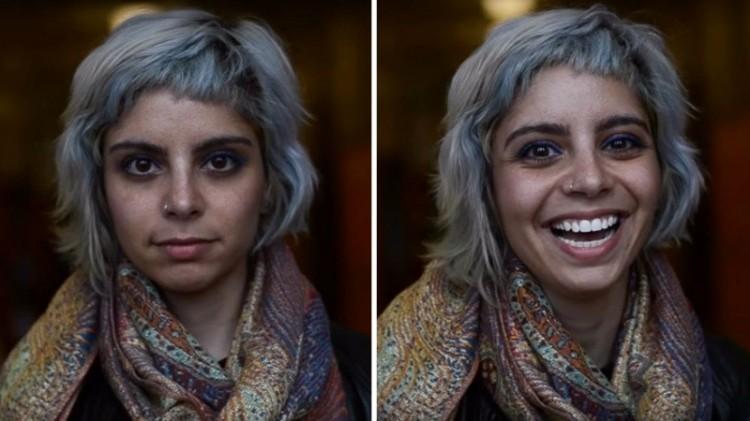 Fotograf pokał, co się dzieje z ludźmi, gdy mówi się im, że są piękni.