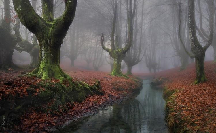 Kraj Basków, Hiszpania