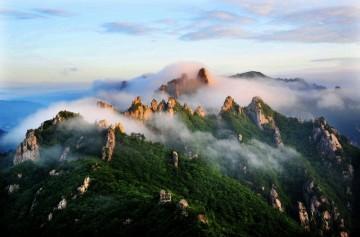 Seoraksan Park Narodowy, Korea Południowa.