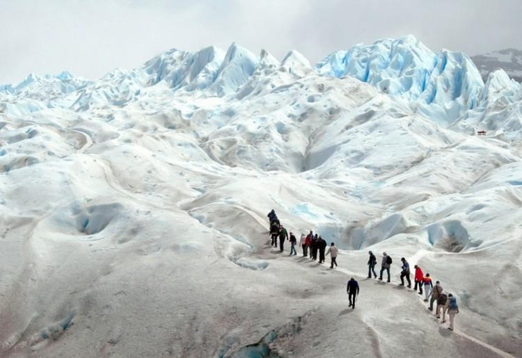 Podróż przez góry, Argentyna.