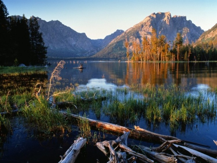 Niesamowite piękno krajobrazu.