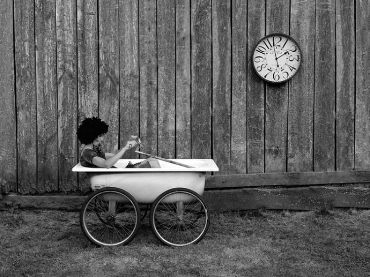 Podróż do dzieciństwa.
