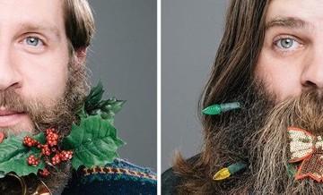 Świąteczne brody: w wakacje trzeba zanurzać się z głową.