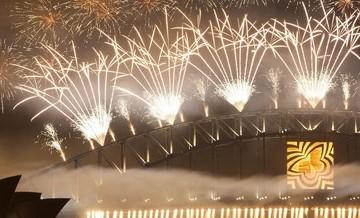 Miejsca, gdzie ludzie wkroczą w Nowy Rok jako pierwsi.