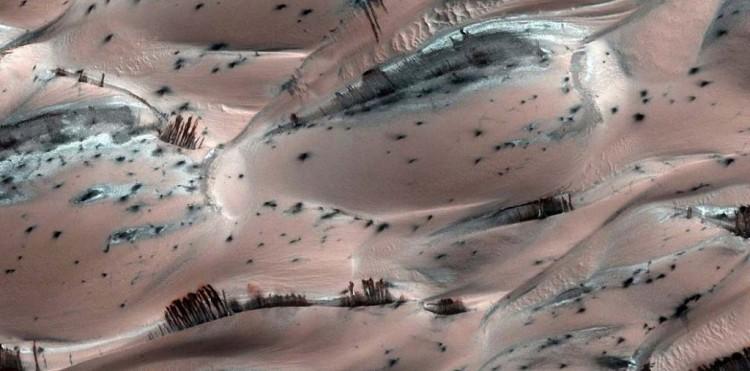Najpiękniejsze zdjęcia z Marsa.